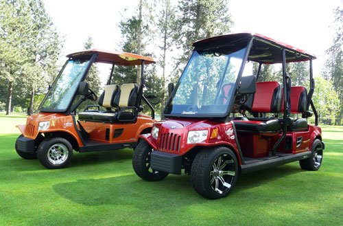 Golf Cart Products United Commercial Upholstery Inc